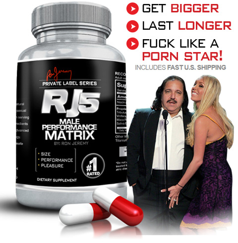 Ron Jeremys New Super Pill Delivers Lightning Fast Results